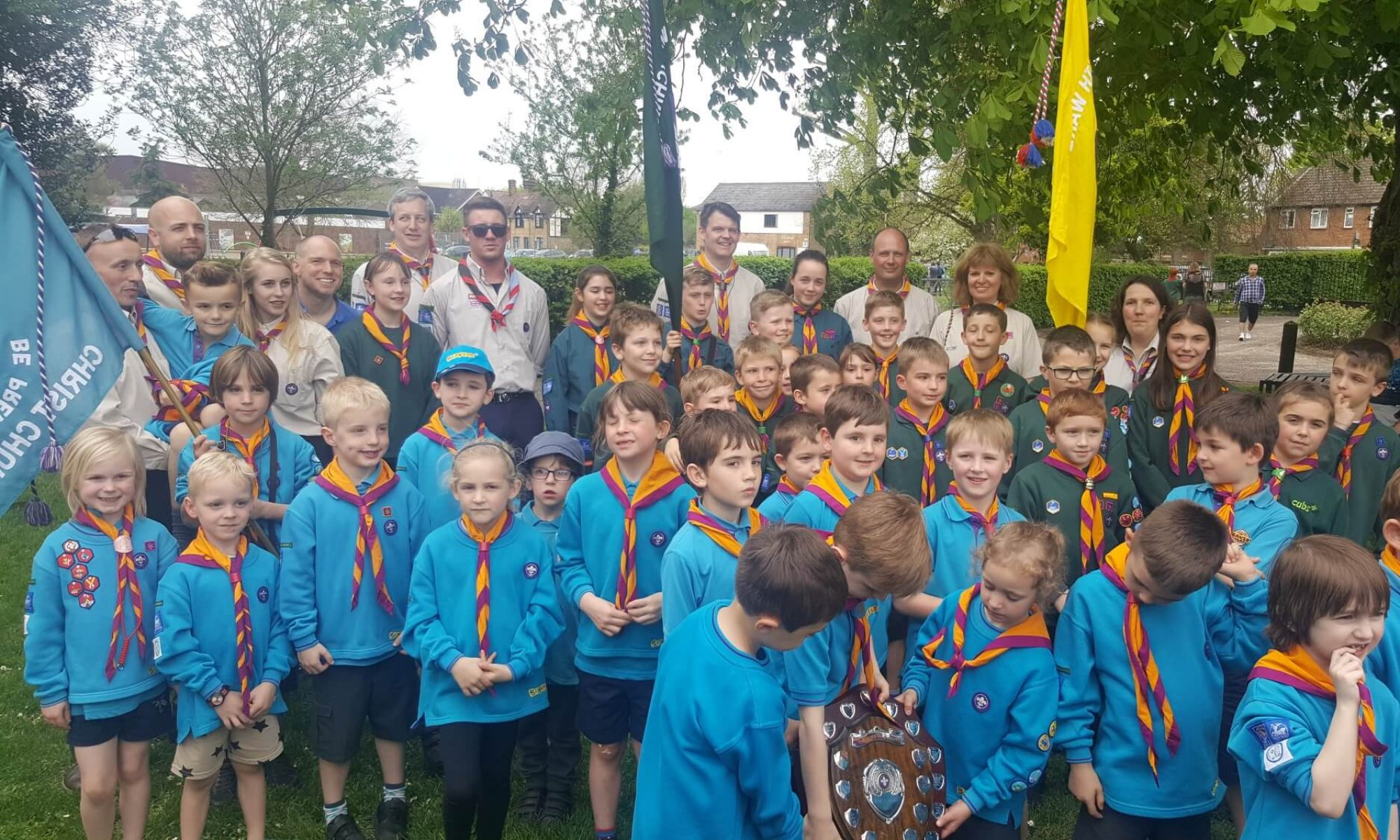 5th Ware Scout Group